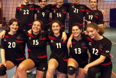 volley lycée 02.19