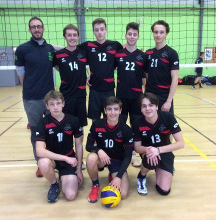l'équipe de Saint-Vincent