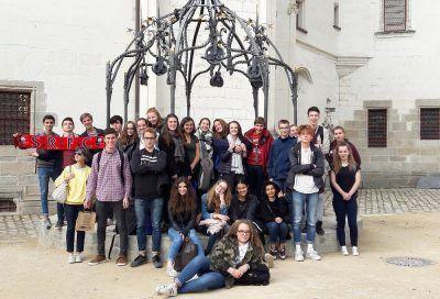 correspondants allemands lycée Evangelische Gymnasium Hermannswerder de Potsdam