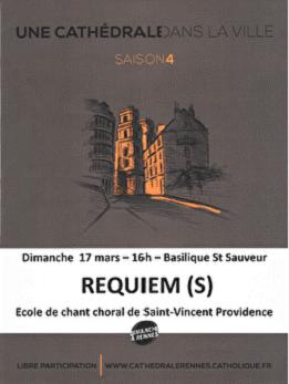 Requiem(s) 17 mars 2019